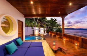 The Remote Resort Fiji Oceanfront Pool Retreat Daybed