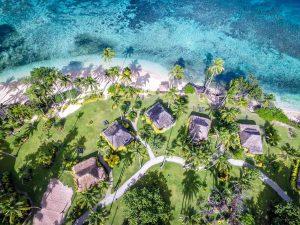 Qamea Luxury Resort Fiji Couples