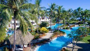 Sheraton Villa pool 1